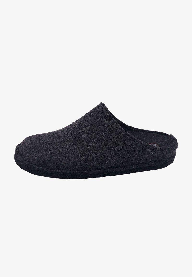 Haflinger - Slippers - graphit