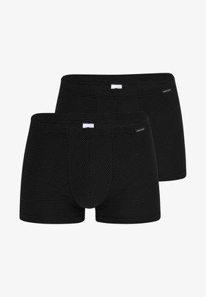 2 PACK - Pants - schwarz