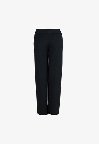 YMALI - Trousers - black