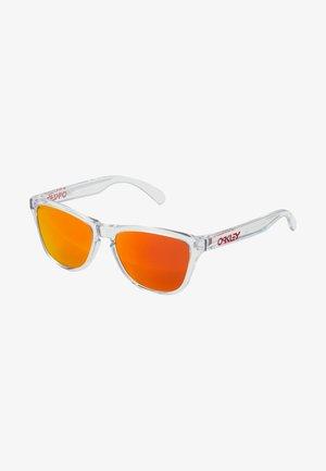 FROGSKINS - Sluneční brýle - clear / ruby