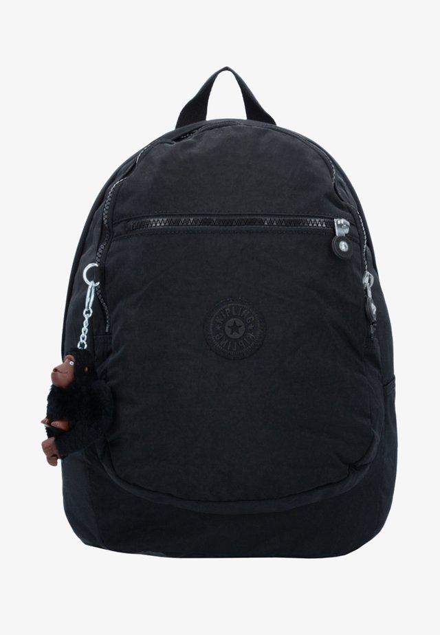 School bag - true black