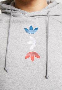 adidas Originals - HOODY - Huppari - grey - 6
