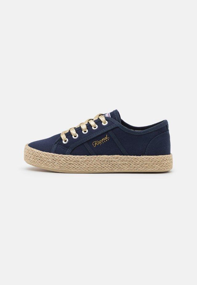TORGATY - Sneakers laag - marine