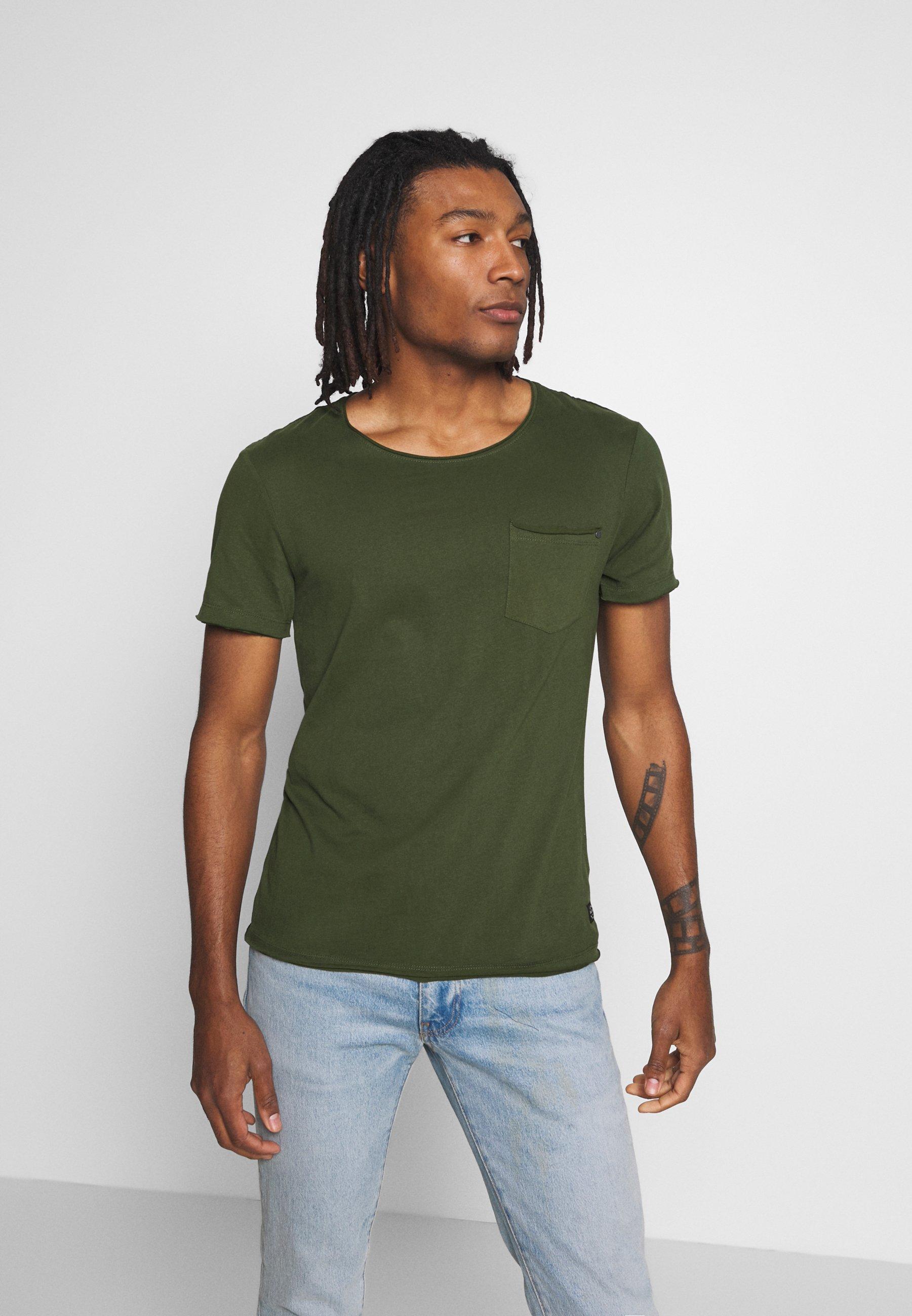 Uomo SLIM  - T-shirt basic
