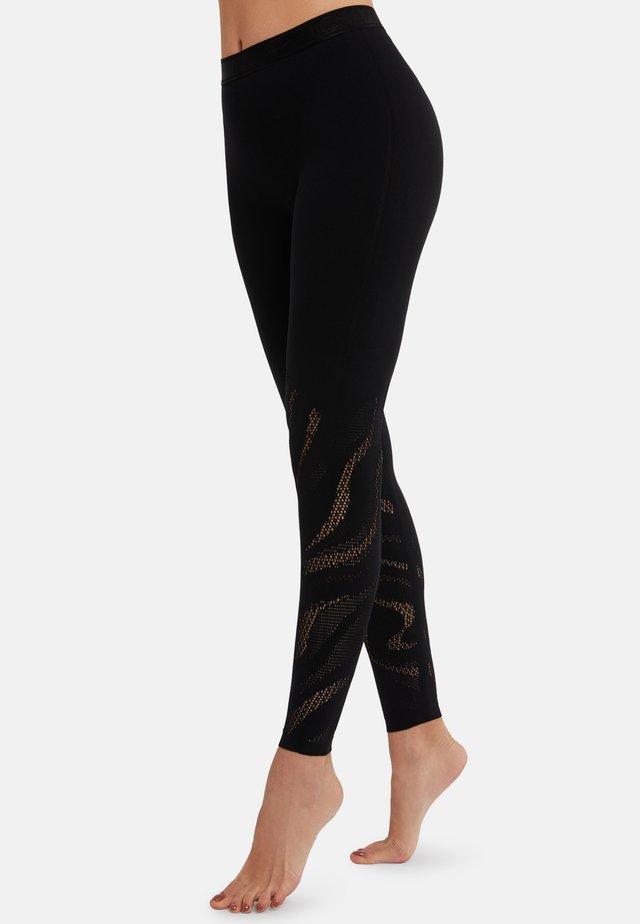 THALIA  - Leggings - Hosen - black