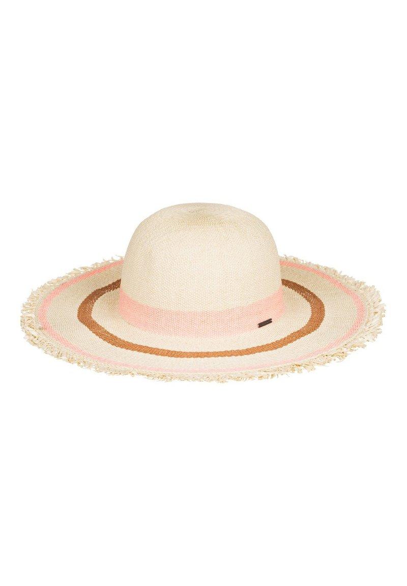 Roxy - ROXY™ SOUND OF THE OCEAN - STRAW CAPELINE SUN HAT ERJHA03697 - Hat - terra cotta