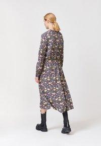 Dea Kudibal - Shirt dress - autumn bouquet - 1