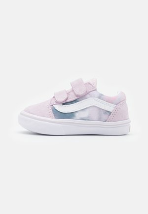 COMFYCUSH OLD SKOOL  - Joggesko - orchid ice/true white