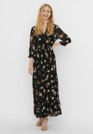 VMTALLIE FLOUNCE  - Robe longue - black