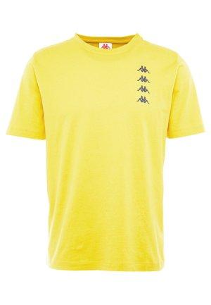 GEWORG - Camiseta estampada - sulphur