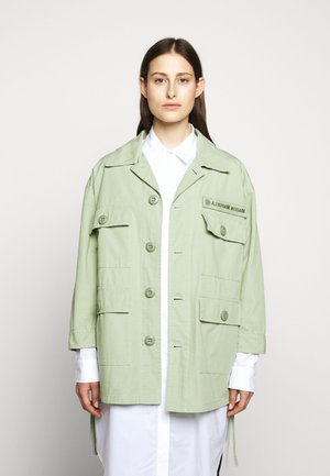 ARMY JACKET - Chaqueta fina - mint
