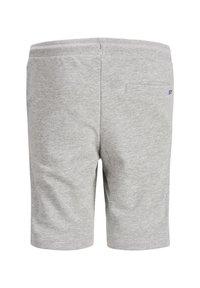 Jack & Jones Junior - Shorts - light grey melange - 7