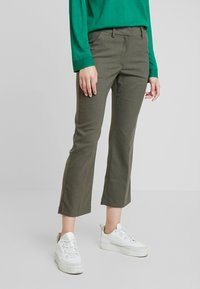 Fiveunits - CLARA CROPPED - Broek - army theory - 0