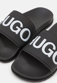 HUGO - MATCH SLID - Mules - black - 6