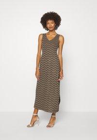 comma - Jumper dress - khaki - 3