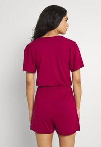 Even&Odd - Jumpsuit - red - 2