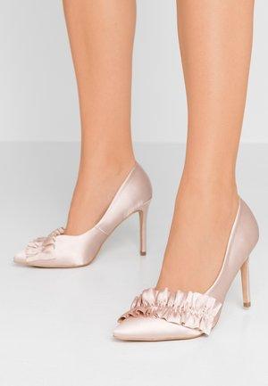 DOTTY - High heels - oyster