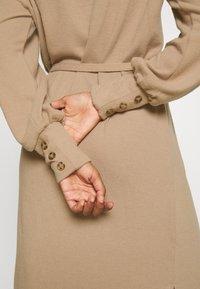 ICHI - Jumper dress - natural - 6