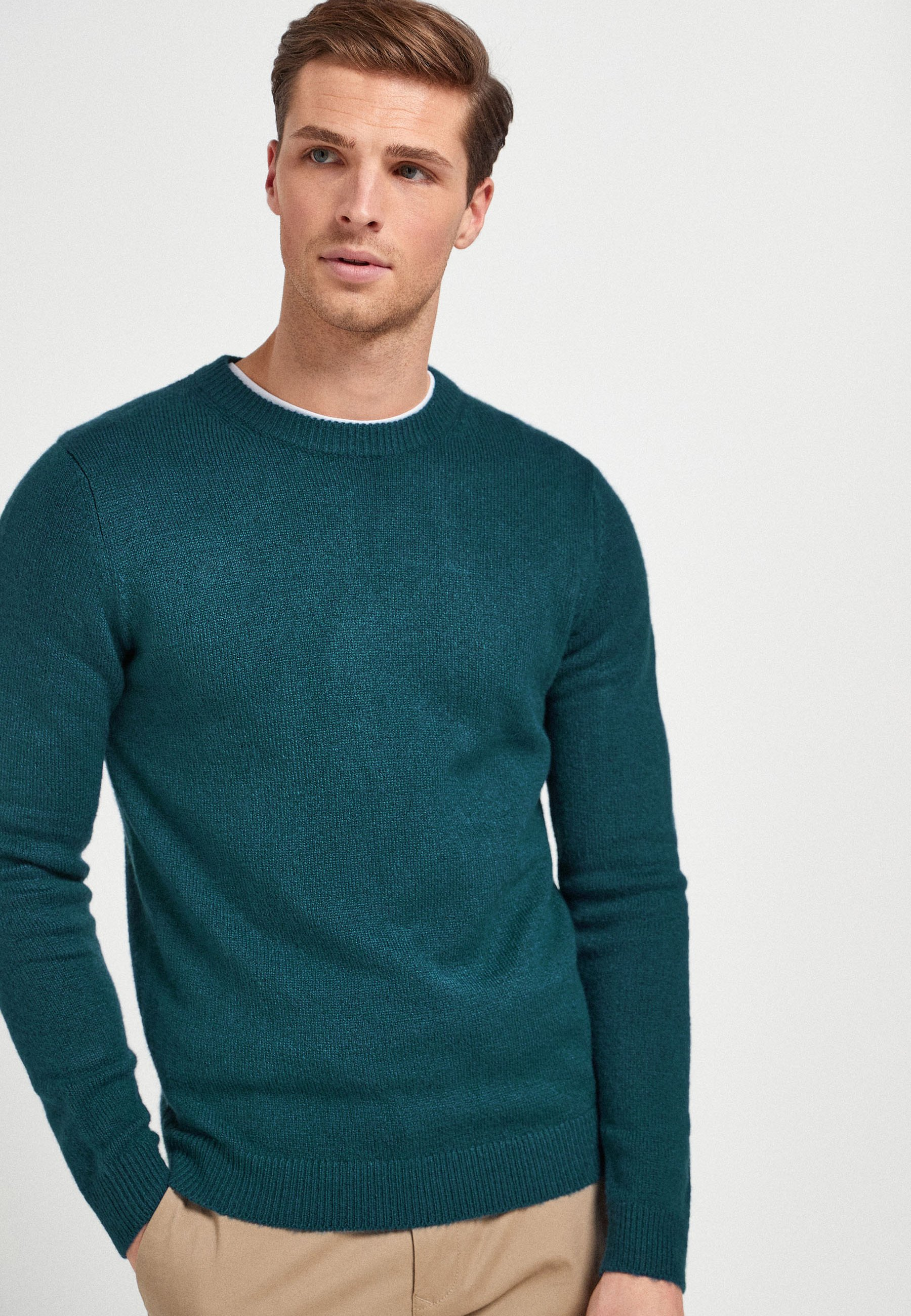 Homme SOFT TOUCH - Pullover