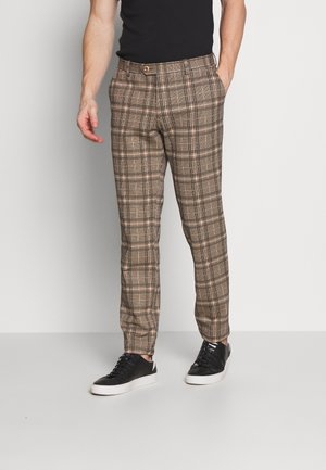 BLOCH TROUSERS - Tygbyxor - amber
