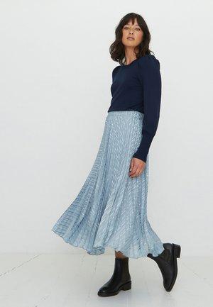 A-line skirt - sage