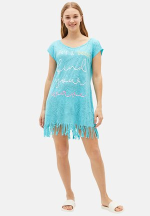 Beach accessory - turquoise