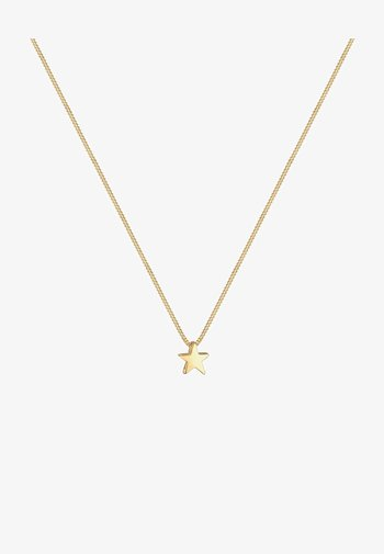 STAR FILIGREE - Necklace - gold-coloured