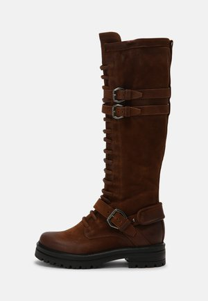 Lace-up boots - orzo