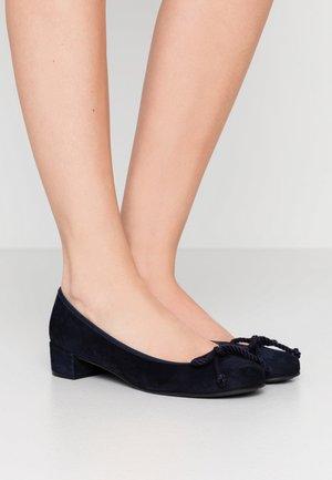 ANGELIS - Classic heels - navy blue