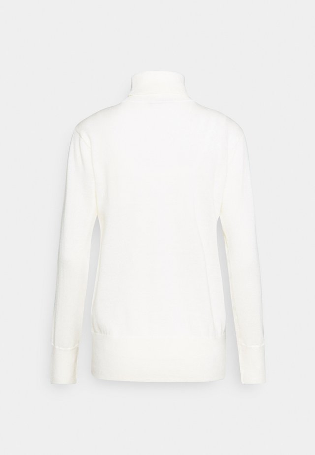 ESSENTIAL TURTLENECK - Maglione - ivory