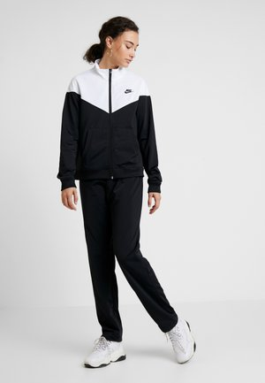 SUIT SET - Tracksuit - black/white