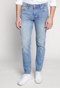 Jack & Jones - MIKE ORIGINAL - Jeans a sigaretta - blue denim - 0