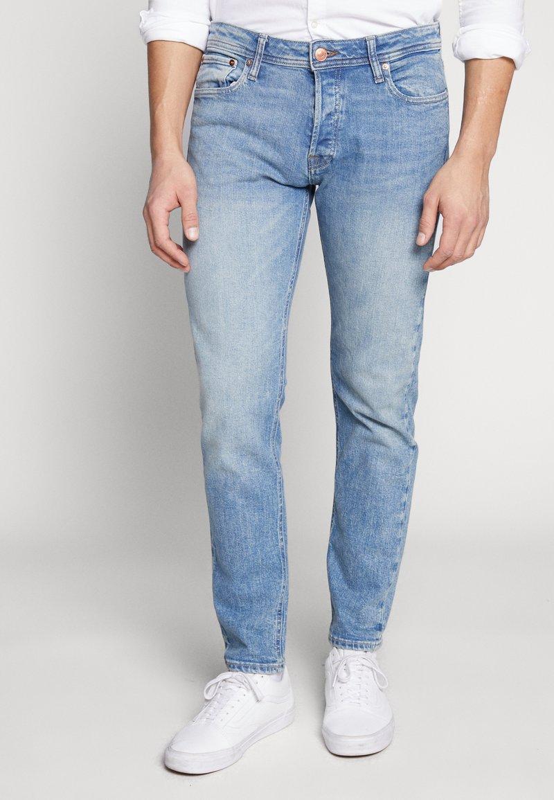 Jack & Jones - MIKE ORIGINAL - Jeans a sigaretta - blue denim