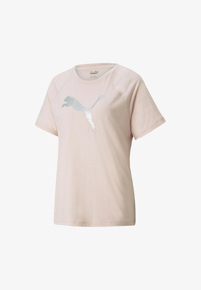 TEE - T-shirt print - lotus