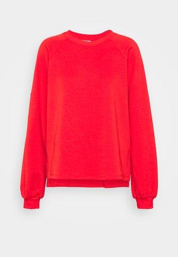 ROO - Sweatshirt - lollipop red