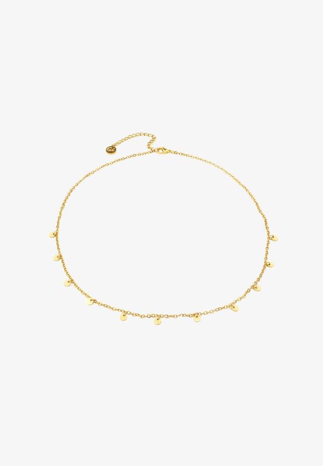 11 COIN  - Collana - gold