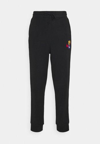 PANT - Pantaloni sportivi - black/black