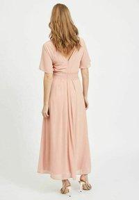 Vila - Maxi dress - misty rose - 1