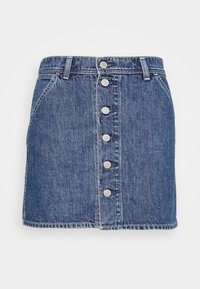 Levi's® - UTILITY SKIRT - Denim skirt - snooze ya lose