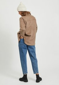 Object - OBJVERA - Summer jacket - fossil - 2