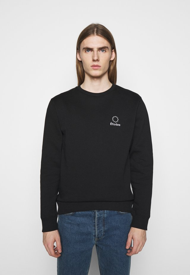 STORY LOGO  - Sweater - black