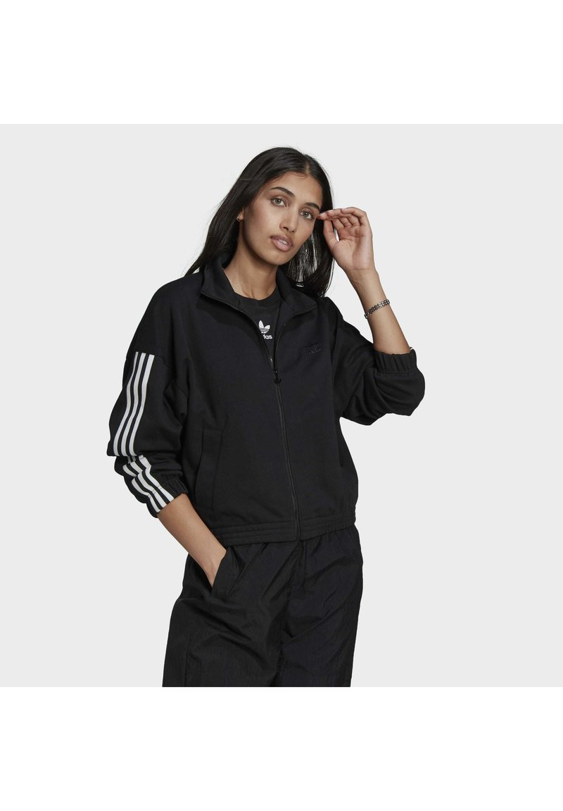 adidas Originals - Veste de survêtement - black
