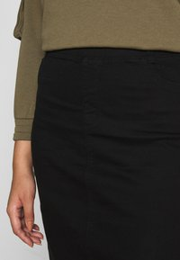 CAPSULE by Simply Be - NEW PULL ON SKIRT - Pencil skirt - black - 3