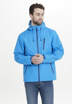 Soft shell jacket - brilliant blue