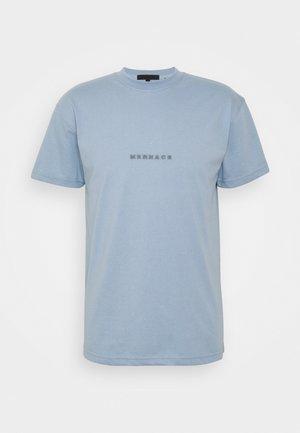 ESSENTIAL REGULAR UNISEX - T-shirt basique - light blue