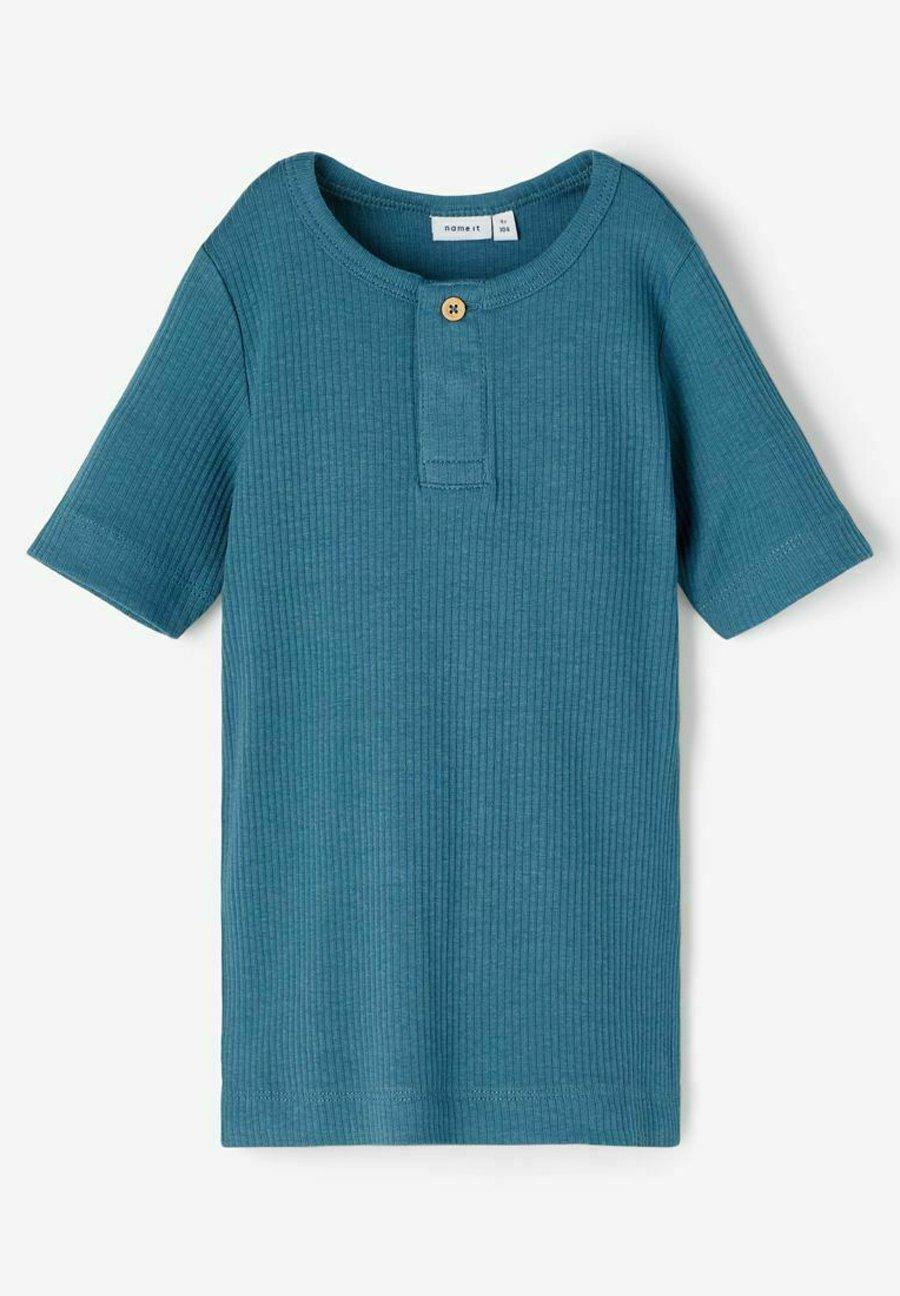 Bambini SLIM FIT GERIPPT - T-shirt basic
