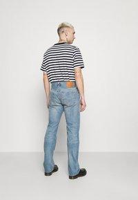 Levi's® - 501 LEVI'S ORIGINAL UNISEX - Jeans a sigaretta - med indigo worn in - 2