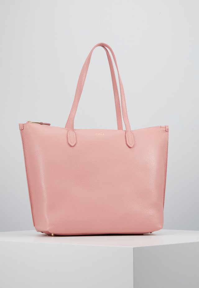 LUCE TOTE - Shopping Bag - rosa
