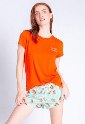 Pyjama bottoms - aqua