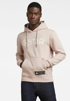 G-STAR HOODED - Kapuzenpullover - lox